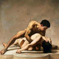 uromancy:   Roberto Ferri. Sigillum. 2013. - Perfections of Obsession