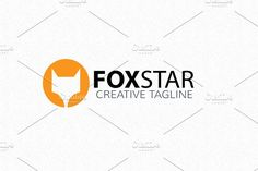 Fox Star Logo Templates ===== **Most Creative Logo Template** =====Fox Star Logo is Suitable for Business, Personal etc.- by Hardik Meckwan