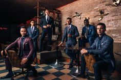 We offer the finest men's custom-tailored suits, dress shirts, and bespoke clothing in Chicago and San Francisco. Blind Barber, Custom Tailored Suits, Bespoke Clothing, Street Look, Fine Men, San Francisco, Men's Fashion, Clothes, Moda Masculina