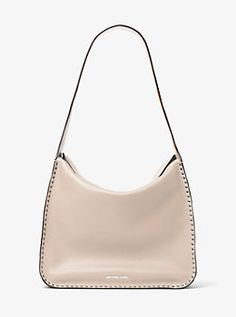 Astor Large Leather Hobo by Michael Kors