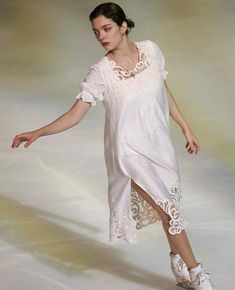 Medvedeva, Figure Skating, Skate, Cover Up, Dresses, Fashion, Vestidos, Moda, Fashion Styles