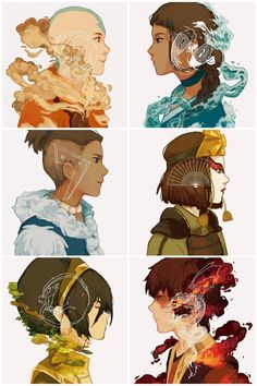 Avatar The Last Airbender Art Discover Avatar Aang, Avatar Airbender, Avatar Legend Of Aang, Avatar The Last Airbender Funny, The Last Avatar, Avatar Funny, Team Avatar, Avatar Fan Art, The Airbender