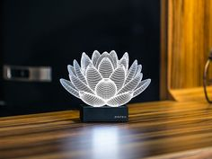 3D Illusion LED Lamps
