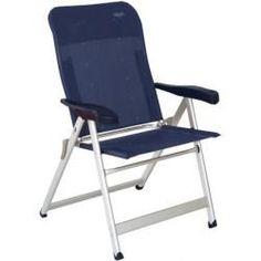 Jan Kurtz Alu sillón//silla de jardín FIam fiesta azul oscuro