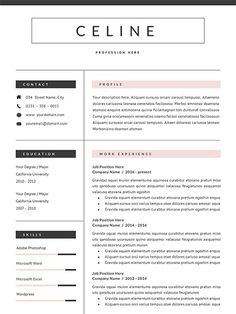 10 Corporate-Friendly Resumes To Download If You Want To Look V. Legit