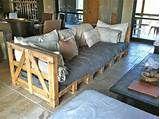 Pallet furniture…. | The Vintage Home