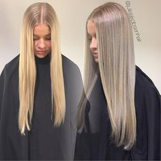 In love with #wellainnosense ! equal parts 10/88+0/0+1/8 @olaplexnorge +pastel developer for 15 min - juliejakobsenhair