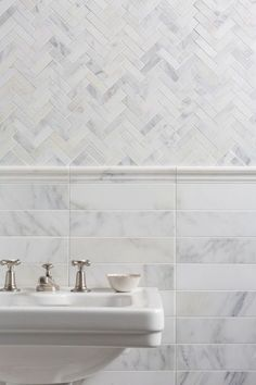 Tile detail.  Marble - various patterns