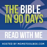 Bible in 90 Days CHRONOLOGICALLY!