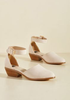 Versatile Variables Heel