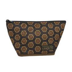 Cinda B Medium Cosmetic Bag