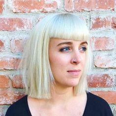 40 Banging Blonde Bobs Hair Styles