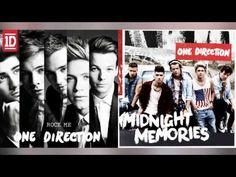 ▶ Rock Me - Little Black Dress   One Direction (Mashup) - YouTube