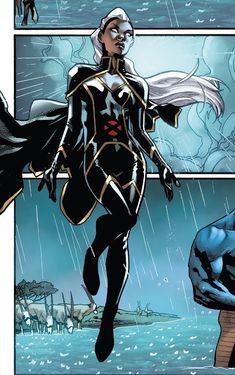Storm from Uncanny X-Men Vol 5 - art by Mahmud Asrar Marvel Comics, Marvel Heroines, Marvel Comic Universe, Storm Xmen, Storm Marvel, Marvel Comic Character, Marvel Characters, Jean Grey, Comic Books Art