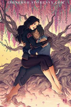 MY WEBSTORE WILL BE OPENING NEXT FRIDAY, APRIL 27TH! If you've been waiting to buy my Korrasami prints online, this is...