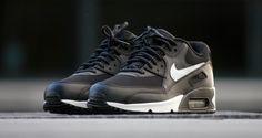 Nike Nike Air Max 90 Flash GS Black Summith White - 807626-001
