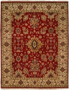 ou-407 -Hand Knotted, wool