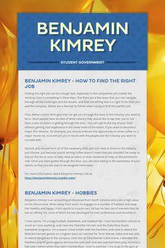 Benjamin Kimrey