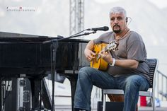 Pino Daniele - Acustico - Quintet Unplugged - Sound Check - Ravello 06-07-2014