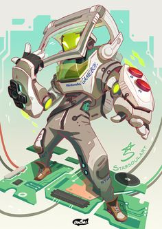ArtStation - Nintendo GAME BOY, Kati StarSoulArt Personality design is certainly not basic because it Character Design References, Game Character, Character Concept, Character Types, Arte Robot, Robot Art, Fantasy Character Design, Character Inspiration, Fantasy Characters