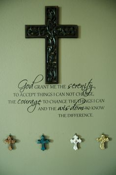 This is hung above our dining room table. Dining Room Table, Symbols, Letters, God, Sweet, Quotes, Life, Dios, Quotations