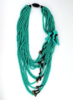 Angela Caputi necklace - kicking myself for not getting one of these when I was in Florence