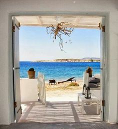 Kalimera, open wide to a paradise view... Kimolos island! | visit us at www.luxxu.net luxury travel, travel destination, paradise modern design