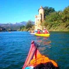 riu ebre benifallet kayak aventura amb parcdeltaventur