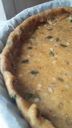 Fundamental recipe shortcrust pastry with olive oil C gourmand secrets and techniques Homemade Pastries, Homemade Pie, Pastry Recipes, Dessert Recipes, Dessert Food, Drink Recipes, Vegetarian Recipes, Healthy Recipes, Shortcrust Pastry