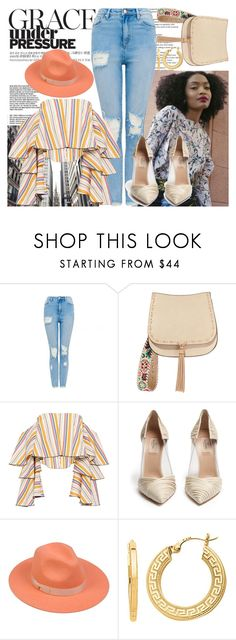 """""""Under Pressure"""" by raincheck ❤ liked on Polyvore featuring Caroline Constas, Valentino, Lack of Color and BillyTheTree"""
