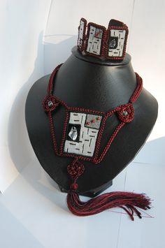 Windows necklace and bracelet