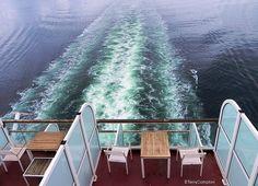 DSCN0419_1 - Alaska Cruise,  Luxury Patio,  Wake of ShipLike! Share!, Repin! Thanks :)