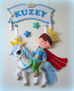 İnstargam: bebe.chocolate keçe, felt, baby, door wreath, prince, sultan, kapı süsü, şehzade, kavuk, prensli kapı süsü