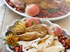Thanksgiving cheat sheet shows how much food you need