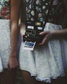 #Polaroid #camera #vintage