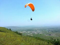 #firstflight of our new #paragliding  #flyingseason. ..at #Towerhill #kamshet