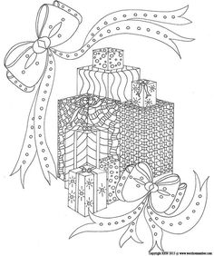 christmas doodle coloring pages for adults | 6953 Best !!!Adult Coloring Pages images in 2019 ...