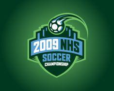 National Home School Soccer Championship by matthiason    -   Sports Logo   -   logopond.com