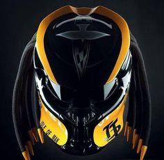 New The Predator Hel