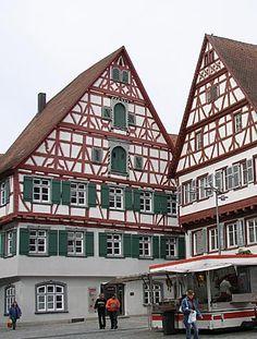 Fachwerkstadt Riedlingen