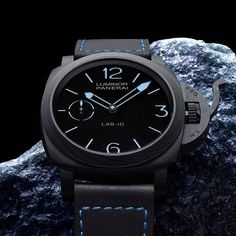 If you haven't looked into the newest @panerai LAB-ID stay tuned. Advancement in carbon nanotechnology make this movement capable of running unlubricated without servicing for 50 years. Hard to believe right? Panerai even says they'll back it with a 50 ye