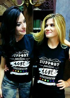 #carmilla #hollstein #elise #natasha #lgbt #support #love