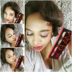 Product review: Lagirl blush collection: GLAM  & follow Me vid