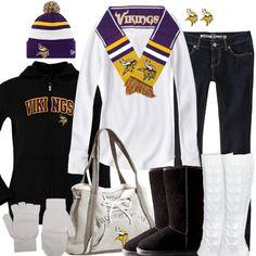 Minnesota Vikings Winter Fashion