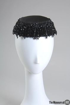 Hat Cristobal Balenciaga, 1953 The Museum at FIT