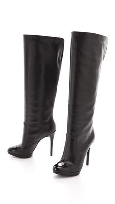 Brian Atwood Cap Toe Boots - need these