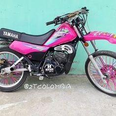 Yezdi Roadking, Dt Yamaha, Motocross, Deadpool, Motorcycles, Vehicles, Cool Bikes, Bicycles, Red