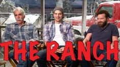 """YH sits down with the stars of Netflix comedy """"The Ranch"""", including Ashton Kutcher, Danny Masterson, and Sam Elliott, to get the scoop on this small-town America story and how it pushes the boundaries of what sitcoms can be! The trio tells us how they strive for as much realism as possible (thanks to the knowledge of experienced outdoorsman Mr. Elliott), plus they reveal the other Netflix shows they have most recently binge-watched!"""