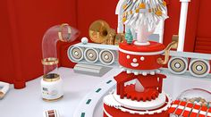 Christmas Factory on Behance
