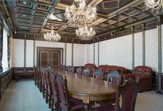 Банкетный зал и холл | grandecor.ru
